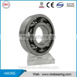 China bearing factory liner ball bearing single row 80*125*22mm 6016 Deep groove ball bearing
