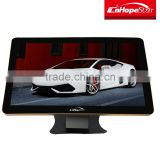 Latest projected capacitive screen 23.6 inch all in one touch pc