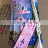 Europe and America Hot Selling New Design Hair Accessory of Frozen Anna Elsa