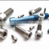 Container titanium Screws Bi-Metal Self Drilling titanium Screws Trilobular Thread titanium Screws