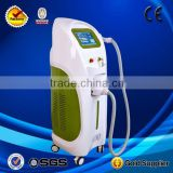10-1400ms 2017 Diode Laser Permanent Hair Removal Hospital Equipment/808nm Black Dark Skin Diode Laser Hair Machine/epilation Diode Laser Hair Removal