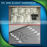 Wholesale price!!!elight handpiece ipl handle ipl hand piece ipl handpiece with 7pcs filter for free&elight hair removal hand