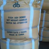 Jumbo bag soda ash dense 99.2% top quality with cheap price from China