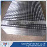 Welded Storage Metal Wire Mesh Deck Panels, Grid Wire Deck Railing