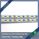 high brightness 5630 rigid led bar 0.5W per led for indoor decoration