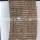 handwork hemp cloth for wall