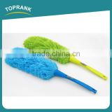 Toprank Factory Supplier Household Car Cleaning Duster Microfiber Chenille Hand Duster Microfiber Flexible Duster