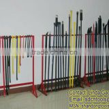OEM orders high quality cheap forged forged crowbars and pry bar nail puller hand tools factory