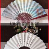 Environmental and useful Chinese bamboo silk fan