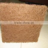 Good cocoplate Insulation against heat losses and noise pollution