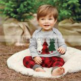 Wholesale Christmas Boys Clothing Sets Kids Casual Clothes Set Made In China