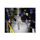Flexible industrial Minerals PP bulk bags , factory Tubular tonne bags with Cross Corner loops