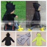 In stock dinosaur baby girls coat knit children winter jacket M6061903