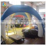 2016 small inflatable tent /inflatable tent for selling popcorn and other foods in amusement park/snack inflatable tent booth