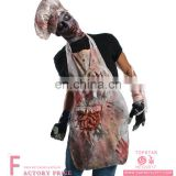 Zombie Butcher Apron Movie Costume