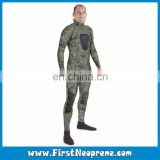 Factory OEM Custom Design Style Stealth Camo Spearfishing Wetsuit For Underwater Sports