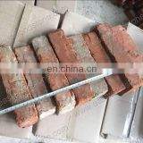 Genuine antique reclaimed brick