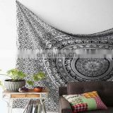 Queen Hippie Mandala Wall Hanging Throw Bedspread Indian Elephant Dorm Tapestry