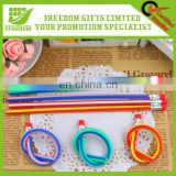 Hot Promotional Custom Logo Magic Soft Promotional Flexible Pencil