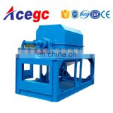 Horizontal automatic discharge PLC control gold mining centrifugal concentrator machine