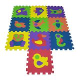 QT MAT EVA Foam Interlocking Floor Tiles Puzzle Mat