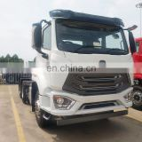 China national 6x4 371hp diesel engine heavy duty trucks