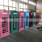 London telephone booth for sale,factory direct sales