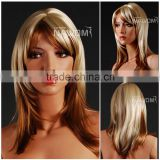 W3340 Wholesale factory price brazilian hair full lace human hair wigs