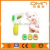 Bluetooth Infrared Ear Thermometer with Digital LCD Display Readout