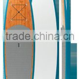 Popular bamboostand up paddle board,sup stand up paddle board,stand up paddle race board