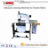 Ultrasonic Lace Sewing Machine (For making handbags,table cloths etc), With CE, China Leading Manufacturer