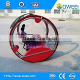 double roller amusement indoor & outdoor Amusement park rides Le Bar car for kids & adult machine suppliers