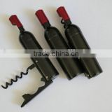 logo customized corkscrews for promotional activity, cute wine corkscrew, creative waiters corkscrew