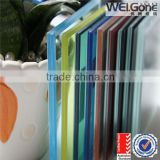 factory produced laminated safety glass