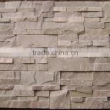 slate stone wall face brick