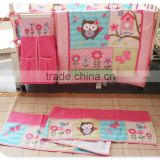 Professional Baby Nursery Bedding Set Factory Wholesale