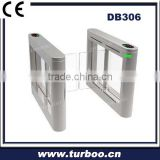 Convenient high quality Upright And Electric Magnetic Lock 304 stainless steel Swing Gate