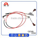 Hot Sale Wholesale Suppliers Customized High Quality Push Pull Throttle Cable For Tricycle