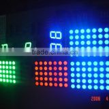 5X7 Red color dot matrix led display P2.54mm with high brightness