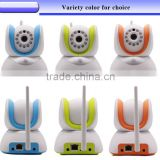 2015 hot small wireless p2p baby monitor ip camera,1.0MP 2 way audio baby monitor ip camera