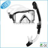 Wholesale Diving Equipment Easy Breath Snorkel Mask