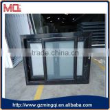 black color aluminium sliding window aluminium frosted glass window                                                                                                         Supplier's Choice