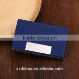 Promotional and gift Items Customized Logo Wholesale Business Card Holders, bulk name card holder
