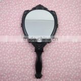 Beautiful Valentines gift hand mirror/ princess hand mirror/ cosmetic mirror