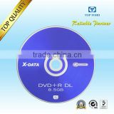 Blank DVD 8.5GB Dual Layer DVD+R Factory Supply