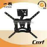 2015 Full Motion Swivel Tilt TV WALL MOUNT BRACKET 10 20 30 40 50 INCH LCD