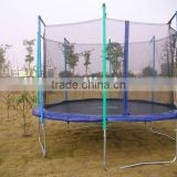 14FT Big Round Spring Jumping Trampoline with / without safety enclosure (HOT SALE, TUV/GS 150 KGS)
