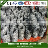 Galvanized Barbed Iron Wire(Factory)