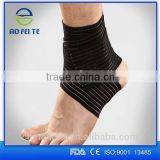 best selling items shijiazhuang aofeite sport compression ankle protector strap cuffs sleeve