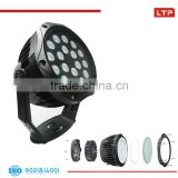 IP65 CE Rohs High Power 36pcs 1-2W LED Projector for Exterior Architecture